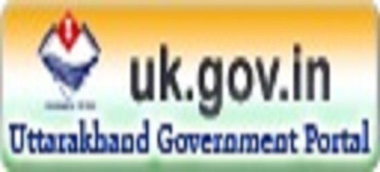Uttarakhand Goverment Portal